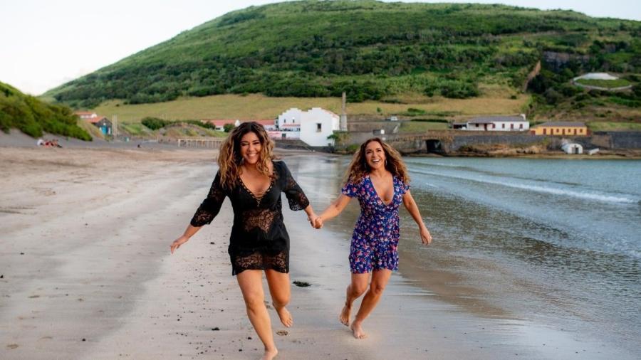 Resultado de imagem para Daniela Mercury e a mulher celebram Dia da Visibilidade Lsbica