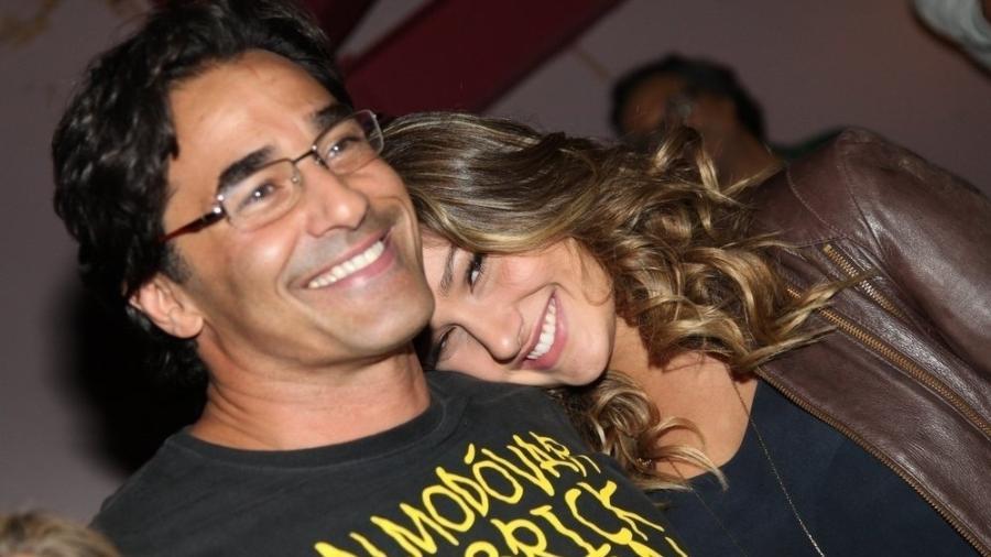 Resultado de imagem para Luciano Szafir homenageia Sasha
